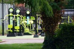 Outdoor Green Gym - Maygrove Park
