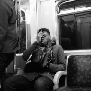 Tired Guy