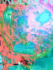 Borg Lady Pop Art
