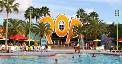 La piscina del Disney's Pop Century Resort cerrará pronto por remodelación