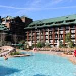 Consejos para disfrutar las piscinas de los hoteles de Disney World con tus pequeños