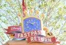¿el FastPass+ regresará antes de lo que pensábamos?