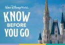 Detalles anunciados para nuevo sistema de reservas para visitas a parques en Disney World