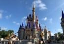 Un recorrido por Magic Kingdom durante el preview para titulares de pases anuales