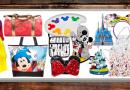 Nueva mercadería de Disney: colección Ink & Paint, Disneyland 65 aniversario, entre muchas cosas más.