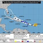 Temporada de huracanes en Walt Disney World