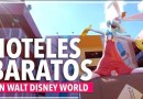Hoteles baratos en Disney World