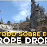 ¿Qué es Rope Drop en Disney World?