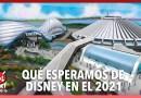 Disney World en el 2021