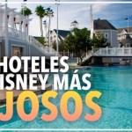 Hoteles de lujo en Disney World