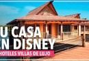 Hoteles Villas de Lujo en Disney World