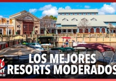 Los mejores hoteles moderados en Disney World