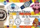 ¡Relojes, Joyas Disney y mucho más!