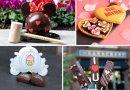 ¡Nuevos snacks de San Valentín en Disney World!