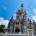 Consejos para viajar a Disney World en el 50 aniversario