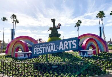 Si vas a Disney en enero o febrero de 2022, ¡no querrás perderte esto!
