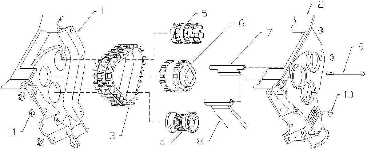 S.I. Distributing Inc.: SI Belt Meter Parts