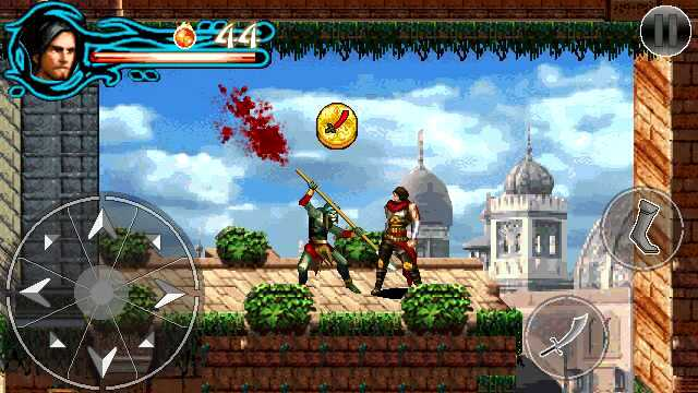 Prince of Persia - The Forgotten Sands - Full Touch Screen - 230×320 - JAVA Game For Samsung GT-3653 Corby – Free Download  (1/4)
