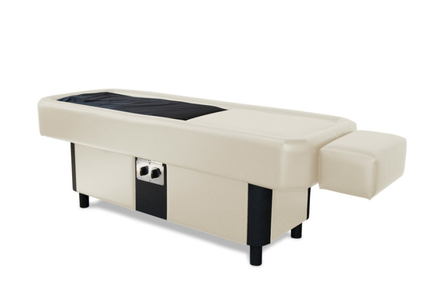tan hydromassage table
