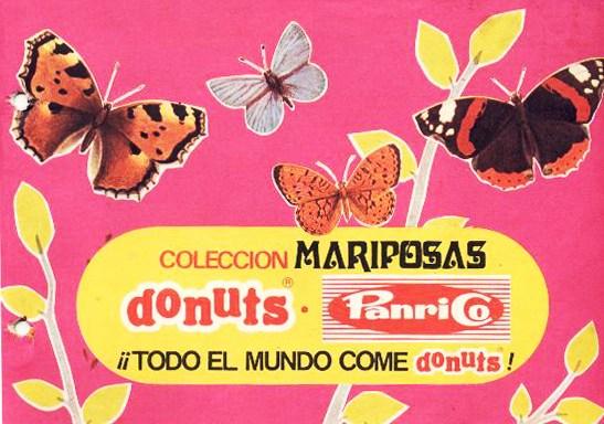 Colección Mariposas [1971]