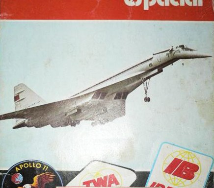 Emblemas aéreos y… [1975]