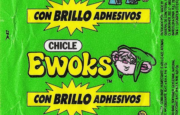 Droids Ewoks [1986]