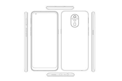 Realme Patents Smartphone With | Sidnaz Blog