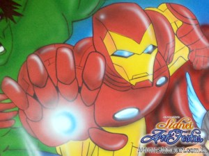 painel_os_vingadores_sidneiart_04