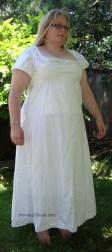Corded Regency Corset - Bodiced Petticoat, by Sidney Eileen