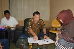 Ketua Fraksi Golkar-PBB-PPP DPRD Sidoarjo Warih Andono