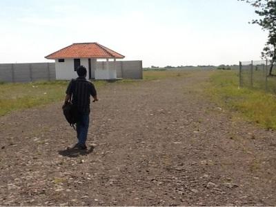 Lokasi BLKI di Desa Janti, Kecamatan Tulangan