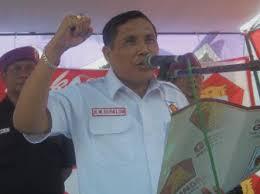 Ketua DPC Gerindra Sidoarjo HM. Rifai