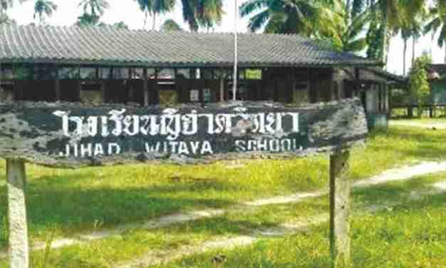 JEJAK ISLAM DI THAILAND