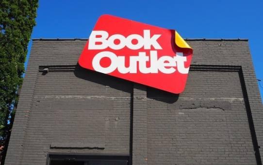 加拿大 Book Outlet