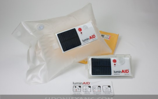 LuminAid 太陽能LED燈
