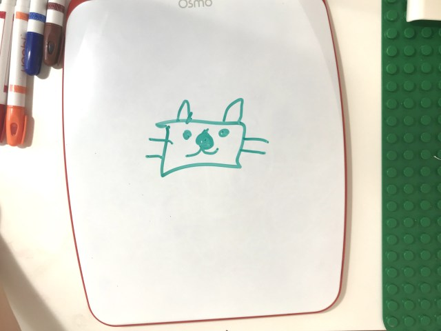 OSMO drawing pad
