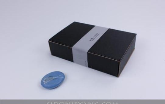 新的紙盒包裝 New Packaging