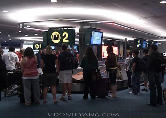 飛機行李超重 Luggage Overweight