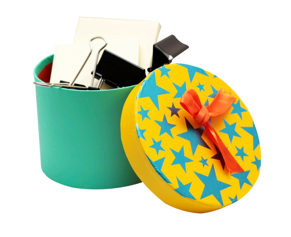 Green Gift Box-7aed
