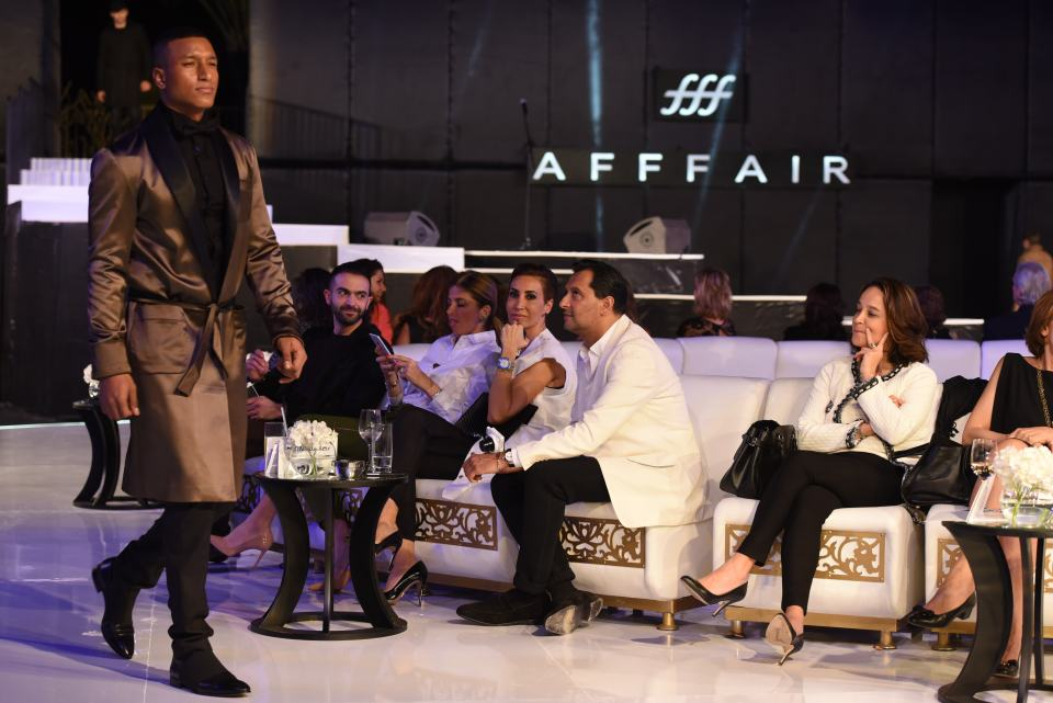 Afffair Fashion Show Dubai - Models 4