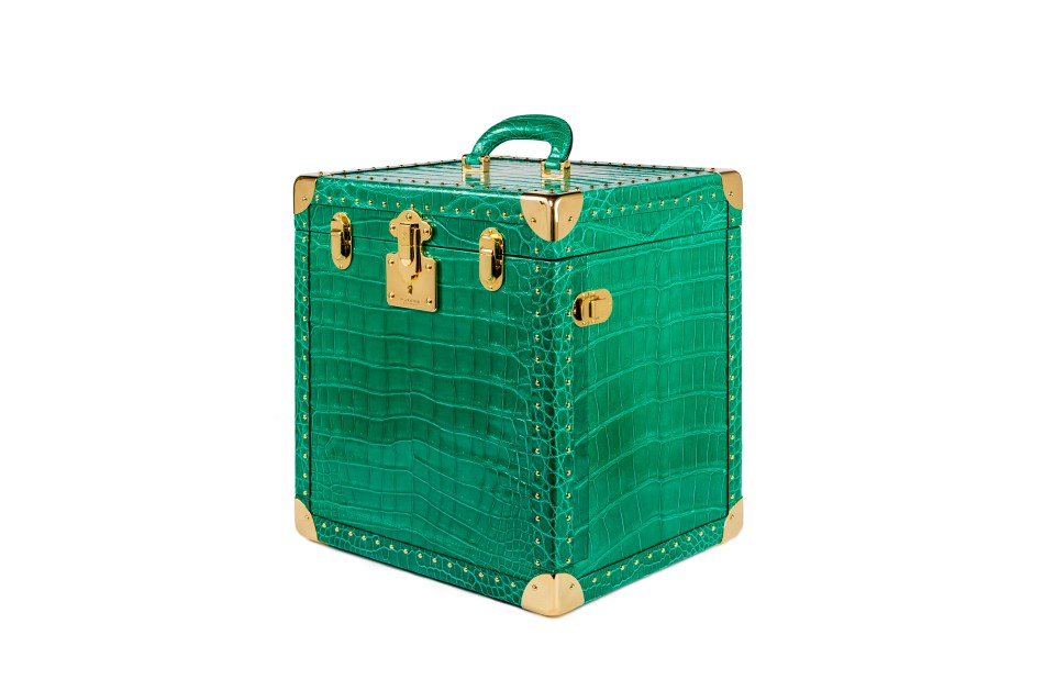 The Royal Trunk –  Firenze Trunk Starting Price 35,000 DHS