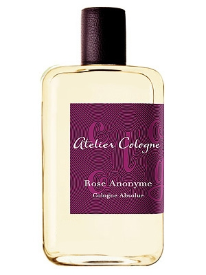 ATELIER COLOGNE ROSE ANONYME