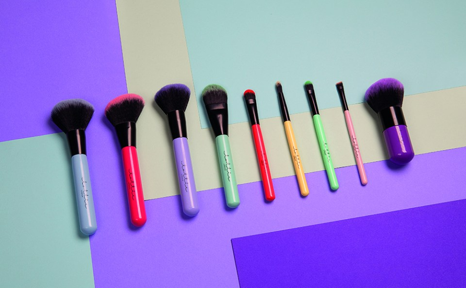 Lottie Make Up Brushes