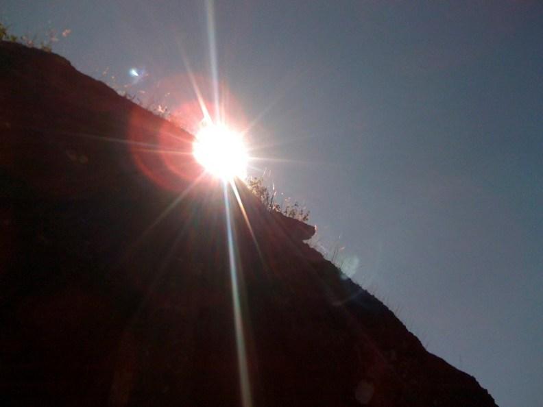 Streaks of Sunlight