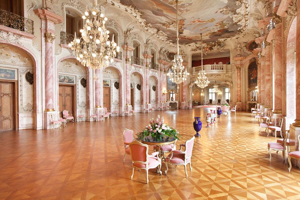 Schloss Bckeburg  Sieben Schlsser