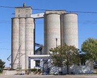 silos are great for storing grain - and that's about all