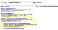 google ranking's the goal for search engine optimization