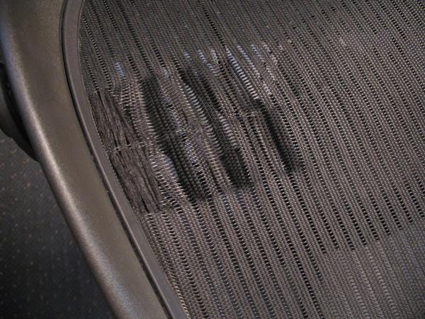 Herman Miller Stands Behind Their Aeron Chair Repair Warranty