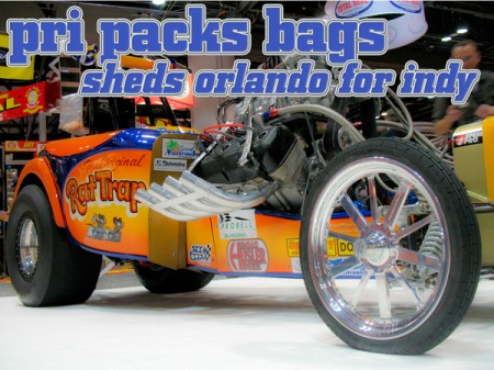 Performance Racing Industry 2012 PRI 25th Trade Show