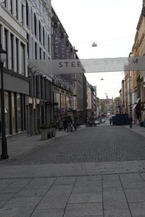 Karl Jraßeohans Gate Oslo S
